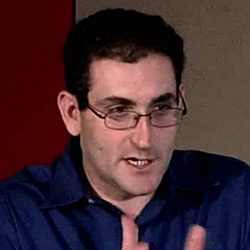 Jeremy Babendure, PhD – Primary Investigator, headshot (image)