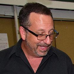 Kalman Mannis, project director, headshot (image)