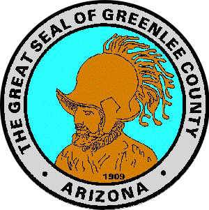 Greenlee County seal